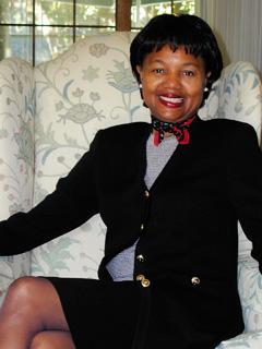 Dr. Carolyn Calloway - Thomas, Ph.D.